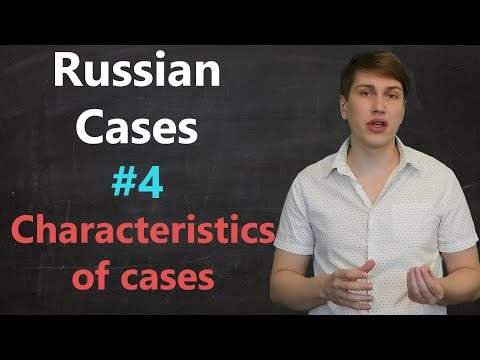 Russian cases - #4 - Characteristics of cases