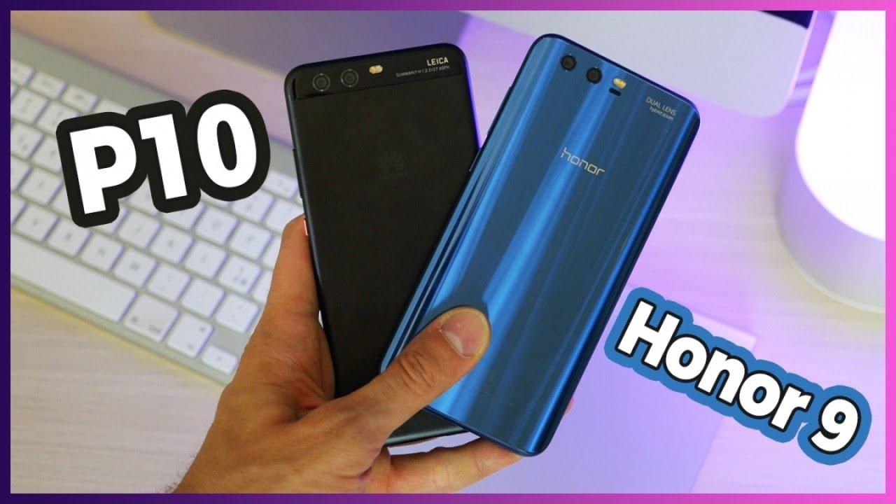 Using Honour Vs Honor: Honor 9 Vs Huawei P10: Quale Scegliere?