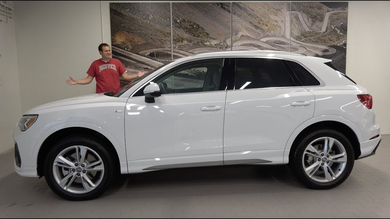 Audi Q3 2019 года - это новый малыш-внедорожник Audi ...