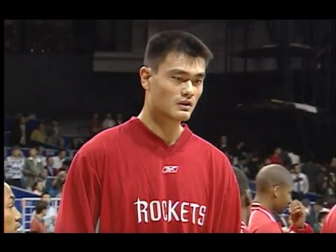 Yao Ming: Houston's Chinese Connection Documentary