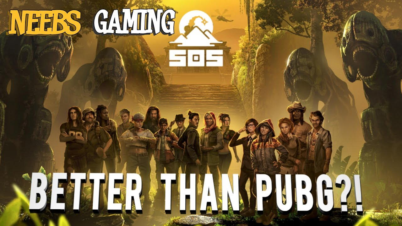 How To Better In Pubg: S.O.S. The Ultimate Escape