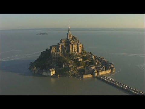 euronews (en español): Reabre el Monte Saint-Michel, evacuado por las amenazas a la policía