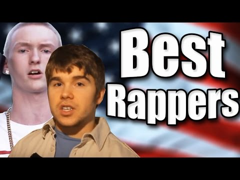 AMERICA'S BEST RAPPERS
