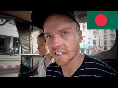 BANGLADESH TRAFFIC IS INSANE (Raw Travel Vlog)