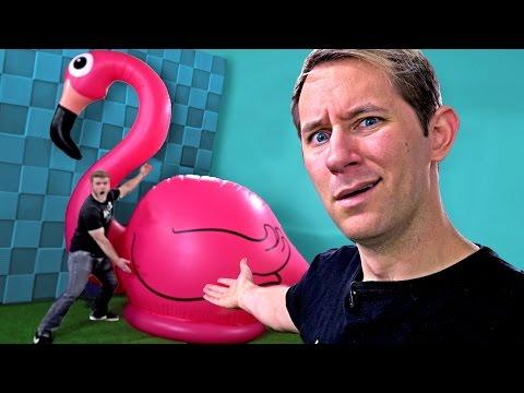 $400 Giant Flamingo! | DOPE or NOPE?