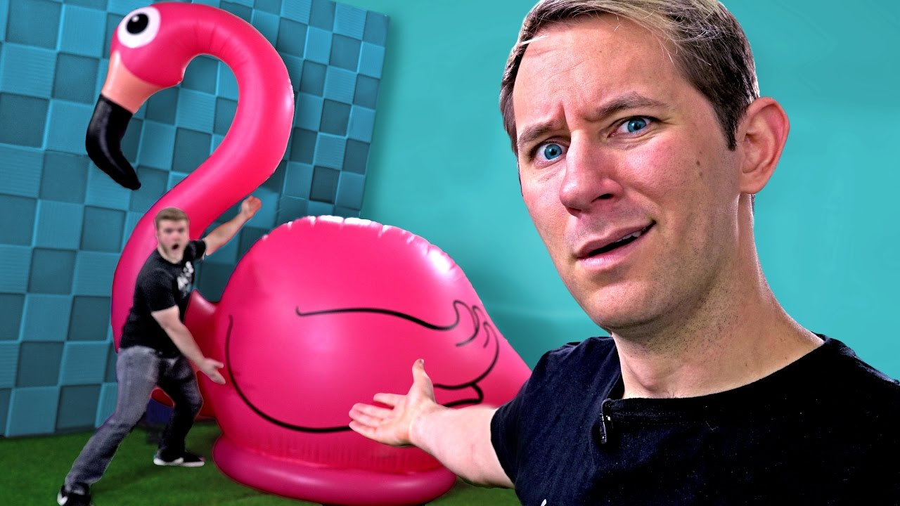 $400 Giant Flamingo! | DOPE or NOPE?