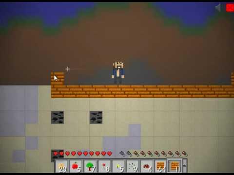 (New) Выживание в Minecraft 2D Часть 1. Неудачное начало!