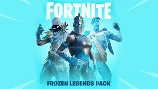 🔴 Fortnite Battle Royale NEW FROZEN LEGENDS PACK!!! Pro Belgique Joueur! (Holiday Stream) 🔴
