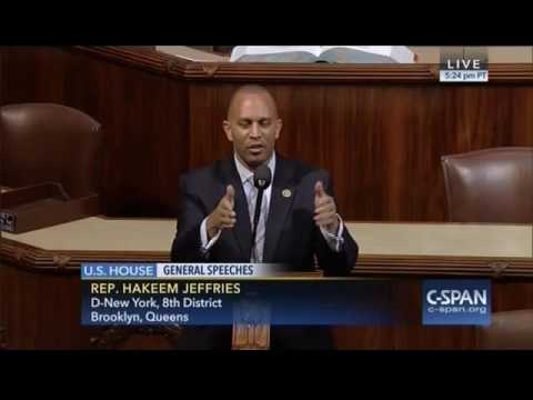 Rep. Jeffries Outlines Opportunities for Bipartisanship in the 115th Congress