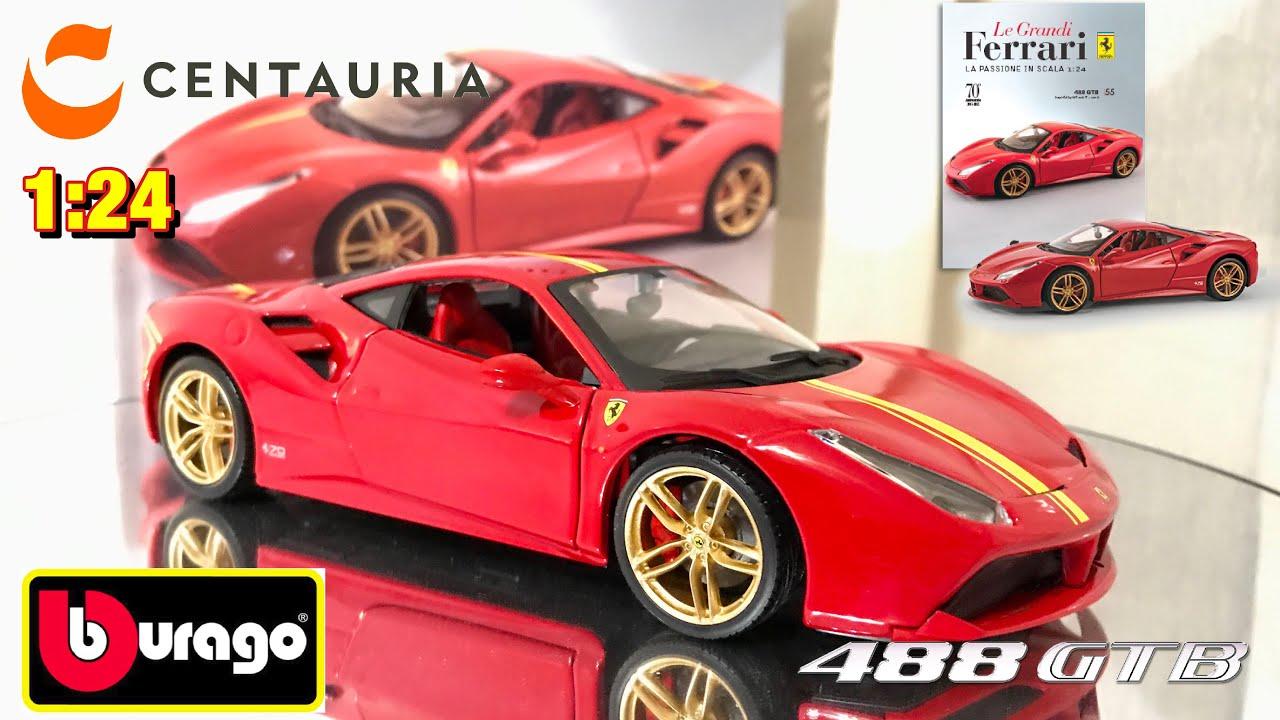1//24 Le Grandi Ferrari Collection No.46 488 SPIDER w// Tracking NEW