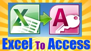 Microsoft Access Tutorial - 3 HOURS! - Import Excel Into Access 201...