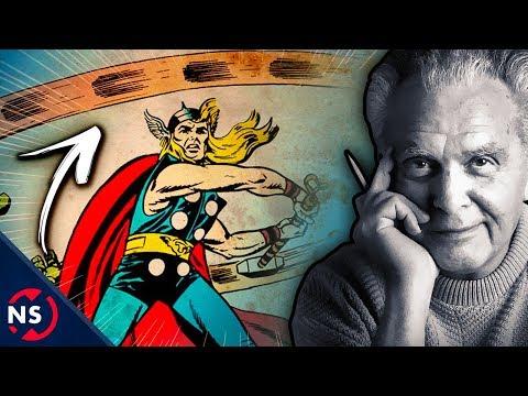 This one Thor comic reveals Jack Kirby's hidden genius (Marvel history) || NerdSync