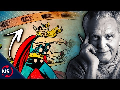 This one Thor comic reveals Jack Kirby