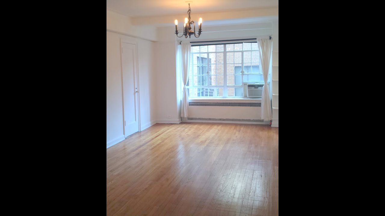 Perfect Prewar Park Avenue Studio Home Office Dressing Room FOR RENT