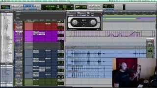 Mixing Drum Loops and Automating Effects