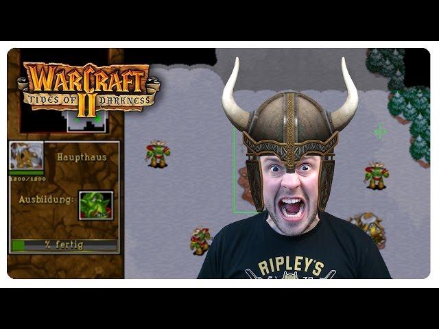 In ZulDare breiten sich Orcs aus! FÜR DIE HORDE! • Warcraft 2 Tides of Darkness #01 German