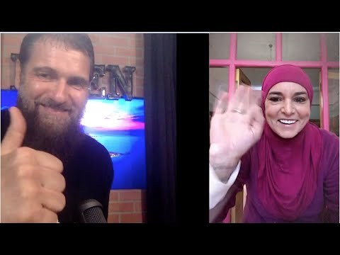 Sinéad O'Connor Exclusive Interview on TheDeenShow - Everyone Should Listen To The Quran