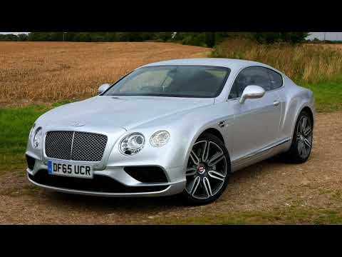 Bentley Continental GT 2018 Car Review
