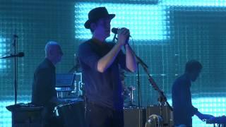 Radiohead Idioteque Live Montreal 2012 HD 1080P