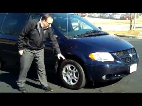 Used 2004 Dodge Grand Caravan SXT for sale at Honda Cars of Bellevue...an Omaha Honda Dealer!