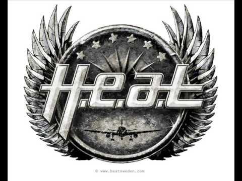H.E.A.T - 1000 MILES (Lyrics)
