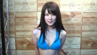 朝菜栞ちゃんによるイベント終了時のコメントです。
