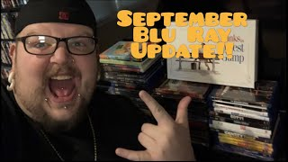 Blu Ray Update September 2018