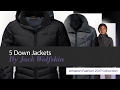 5 Down Jackets By Jack Wolfskin Amazon Fashion 2017 Collection