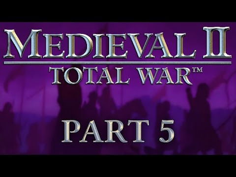 Medieval 2: Total War - Part 5 - The First Crusade
