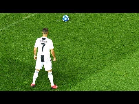 Cristiano Ronaldo Unique Goals in Football