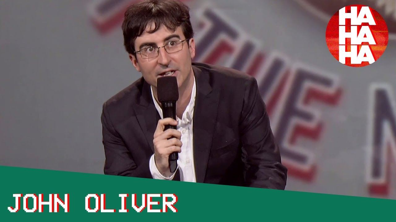 John Oliver - Americans Are Heroes