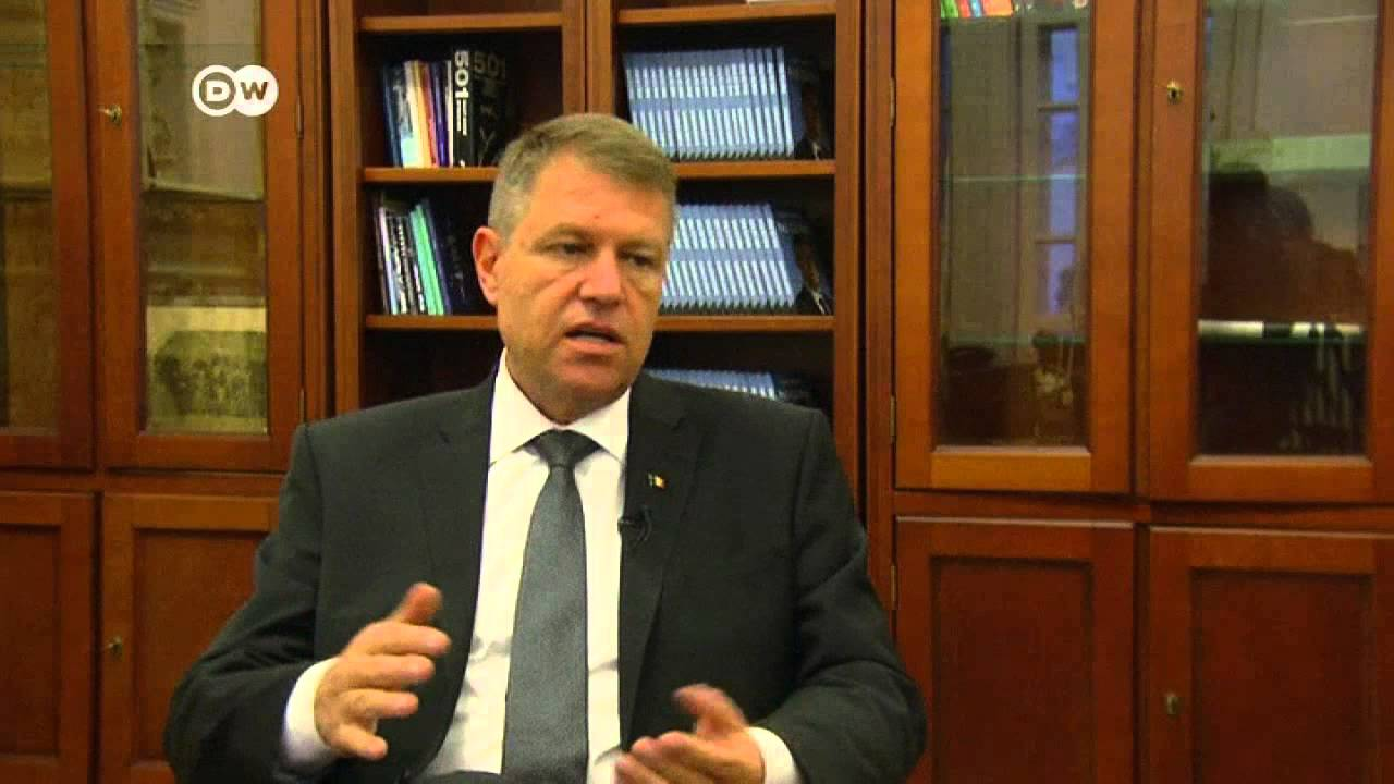 Klaus Iohannis, nuevo presidente de Rumania