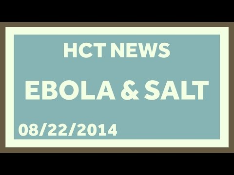 HCT News #1: Eat More Salt