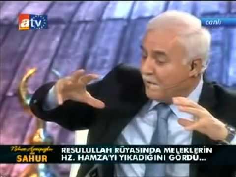 Nihat Hatipoğlu Hz  Hamza'yı anlatıyor
