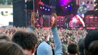 Thin Lizzy - Are you ready(Part 2) Sweden Rock Festival 2007
