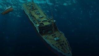 Titanic: 3D animated reconstruction of how Titanic sank
