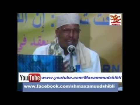 Suaalo Laga Naxo Sheikh Maxamuud Shibli