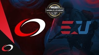 Complexity vs eunited - call of duty world league  pro league highlights