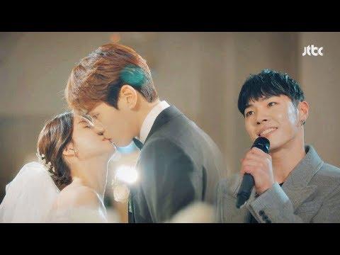 [결혼식] 휘성이 성사시킨 김정현♡정인선 첫 키스! 으라차차 와이키키 6회