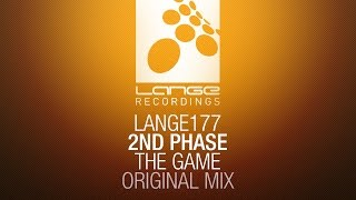 2nd Phase - The Game (Original Mix) [OUT NOW]