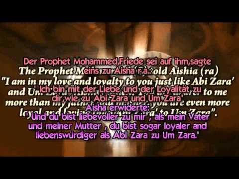 Die Schönste Liebesgeschichte der Menschheit ( Mohammad, Friede sei auf ihm )