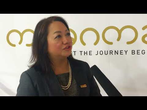 May Myat Mon Win, chairperson, Myanmar Tourism Marketing