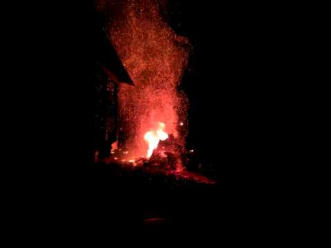 Propane explosion at wills creek Ohio