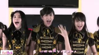 Video karaoke lirik JKT48 Baby! Baby! Baby! by evilsub download MP3, MP4, WEBM, AVI, FLV April 2018