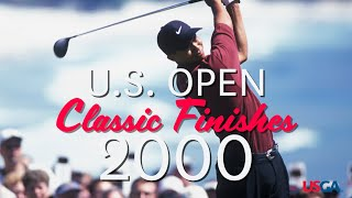U.S. Open Classic Finishes: 2000