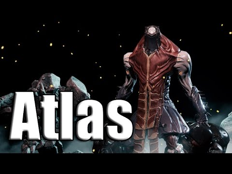 Warframe: Atlas Review and Build
