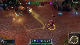 Sandstorm Ekko Skin Spotlight - Pre-Release - League of Legends