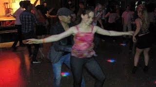 Comadreja Salsa Congress 2014 ~ Social ~ Yanina Castro & Francisco Vázquez