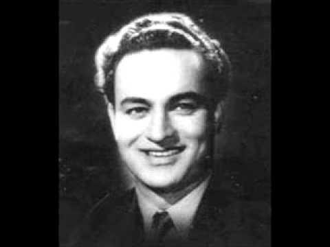 Kisse Yaad Rakho Mukesh Film Anurag 1956 Music  Mukesh