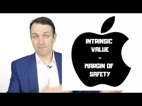 Apple Stock - Intrinsic Value and Margin of Safety - Value Investing